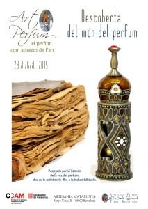 29 d'abril 2015 -  Descoberta del món del perfum