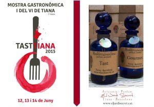 Tiana 12, 13 i 14 de juny 2015