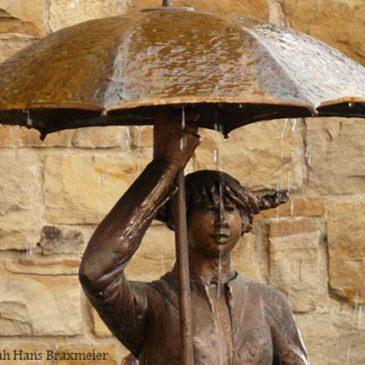 pels dies de pluja