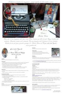 1r Concurso literario del perfume El Jardín Secreto