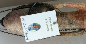 Perfume The Secret Garden in amphora Mila Christopher