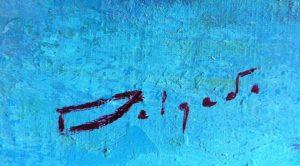 Josep Delgado - pintura