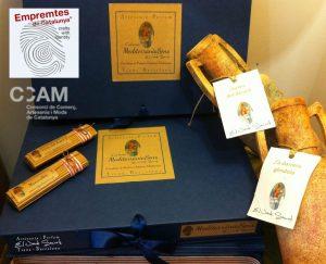 20 pinzellades de perfum d'ambient mediterrani
