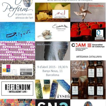 Art Perfum Inauguració