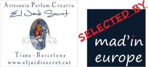 "El Jardí Secret Seleccionat per ""mad'in europe"""