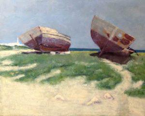 """Et veig Mar"" by Josep Delgado"