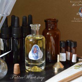 Taller Elaboración de un perfume