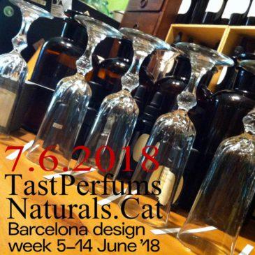 Natural perfumes tasting.cat