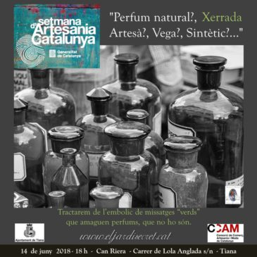 Natural perfume? artisan? Vega? Synthetics?…""