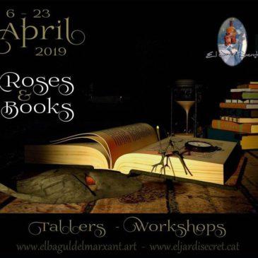 Roses i Llibres