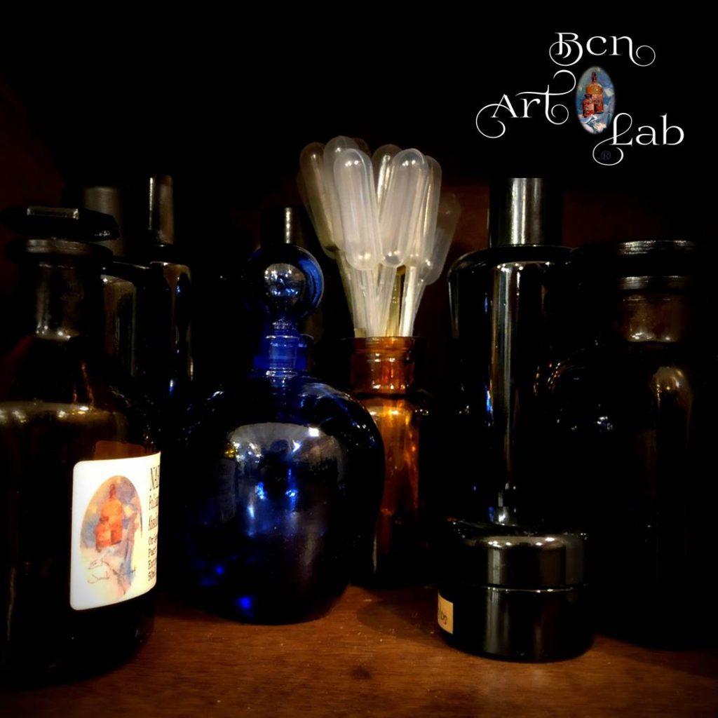 Estudio de Perfumería Creativa y Experimental