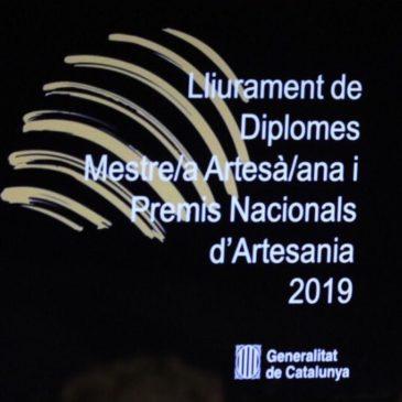Diplomes Mestratge Artesà