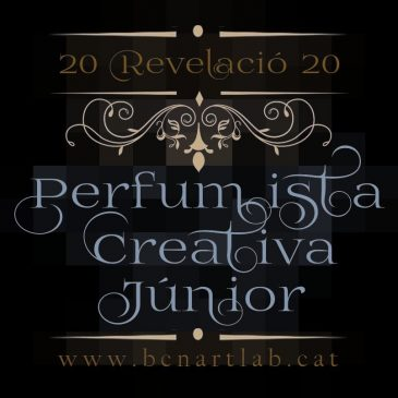 Junior Perfumerist Revelation of the 2020